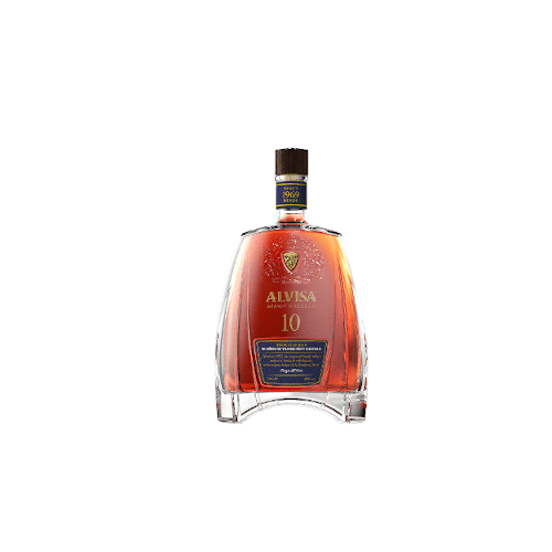 Buy Alvisa 10 Years Old Organic Brandy - 1L Price in Lagos Nigeria