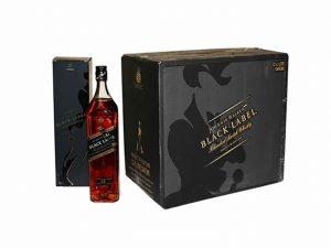 Buy Johnnie Walker Black Label -75CL (X6 bottles) Online