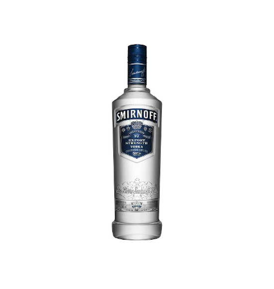 Buy Smirnoff Blue Label Export Strength vodka - 1L Price Online in Lagos Nigeria
