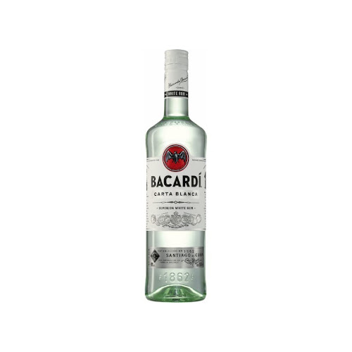Buy Bacardi Carta Blanca - 70cl Price in Lagos Nigeria
