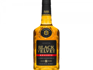 Buy Black Velvet Reserve 8 Years Old Whisky - 70cl Price Online in Lagos Nigeria