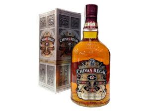 Buy Chivas Regal 12 Years Old Gift Tin - 70cl Price in Lagos Nigeria