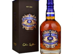 Buy Chivas Regal 18 Years Old Blended Scotch Whisky Price in Lagos Nigeria