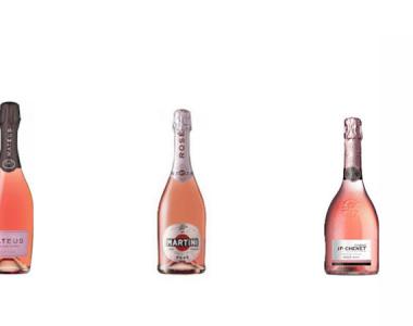 ROSE SPARKLING WINE